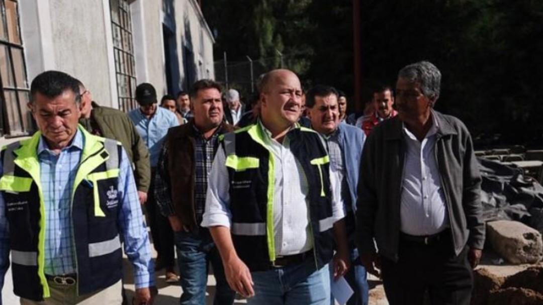 Llama Alfaro a que reformas comiencen con infraestructura