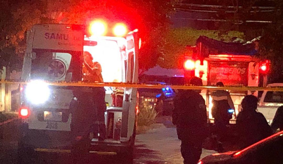 Fallece mujer de la tercera edad en un incendio