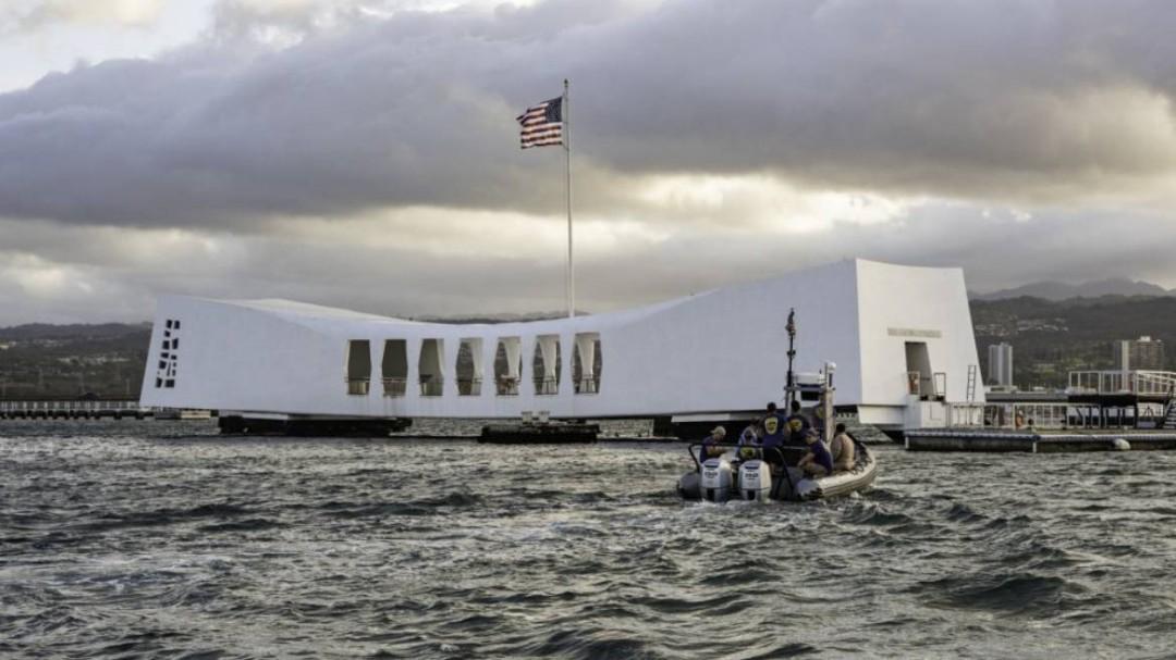 Reportan tiroteo en base naval de Pearl Harbor