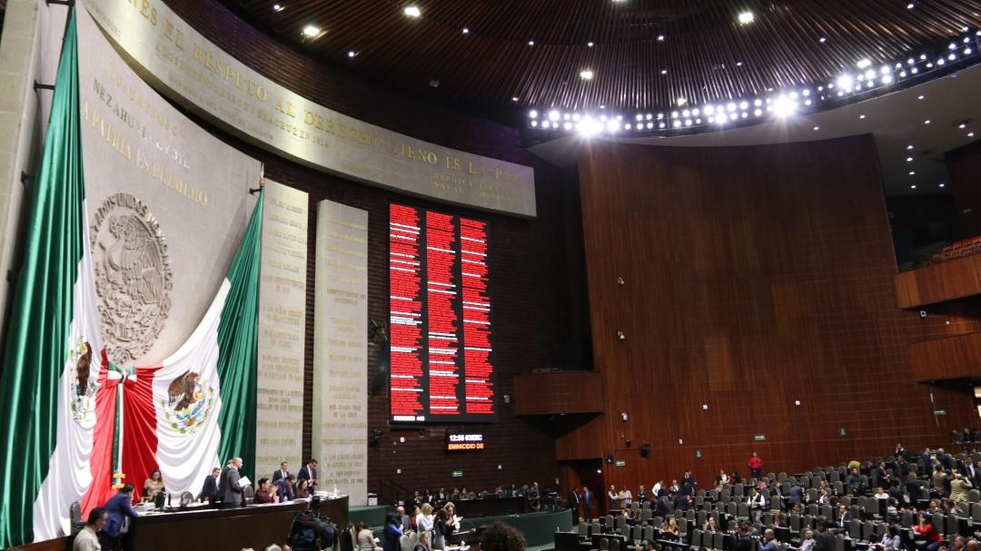 Este jueves Cámara de Diputados dictaminará Ley de Amnistía; PAN se opone