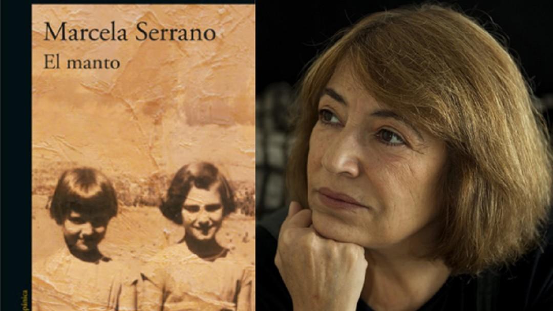 El manto, para cobijar el duelo de la ausencia: Marcela Serrano