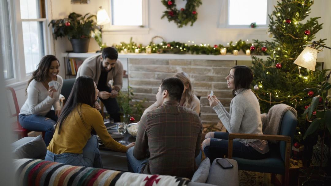 ¿Cómo sobrevivir a tu familia en navidad?