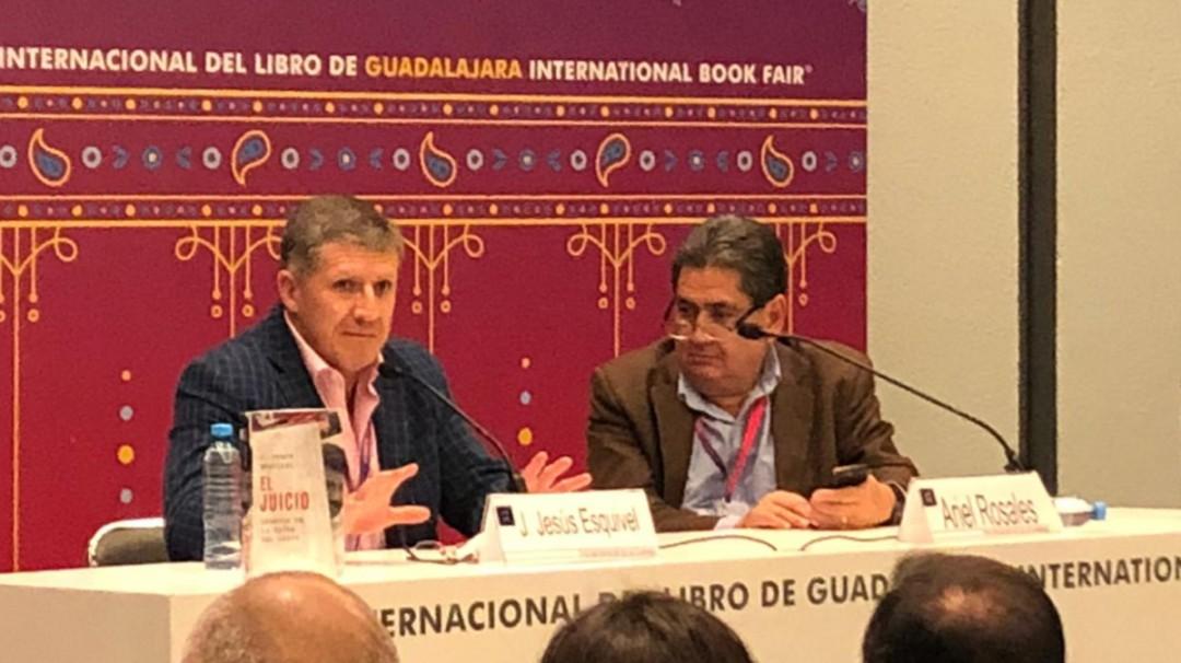 Juicio del Chapo Guzmán es llevado a libro