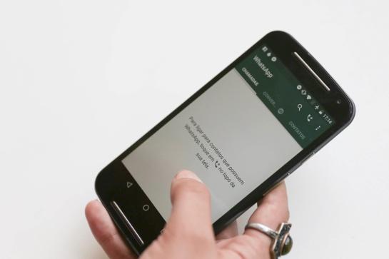 WhatsApp es una plataforma de mensajería privada que fue diseñada originalmente como una herramienta para que las personas enviaran mensajes a sus familiares y seres queridos