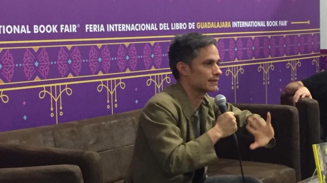 Presenta Gael 'Chicuarotes' el libro