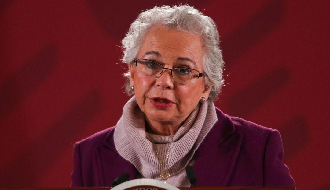 Sánchez Cordero asistirá a toma de protesta de Alberto Fernández