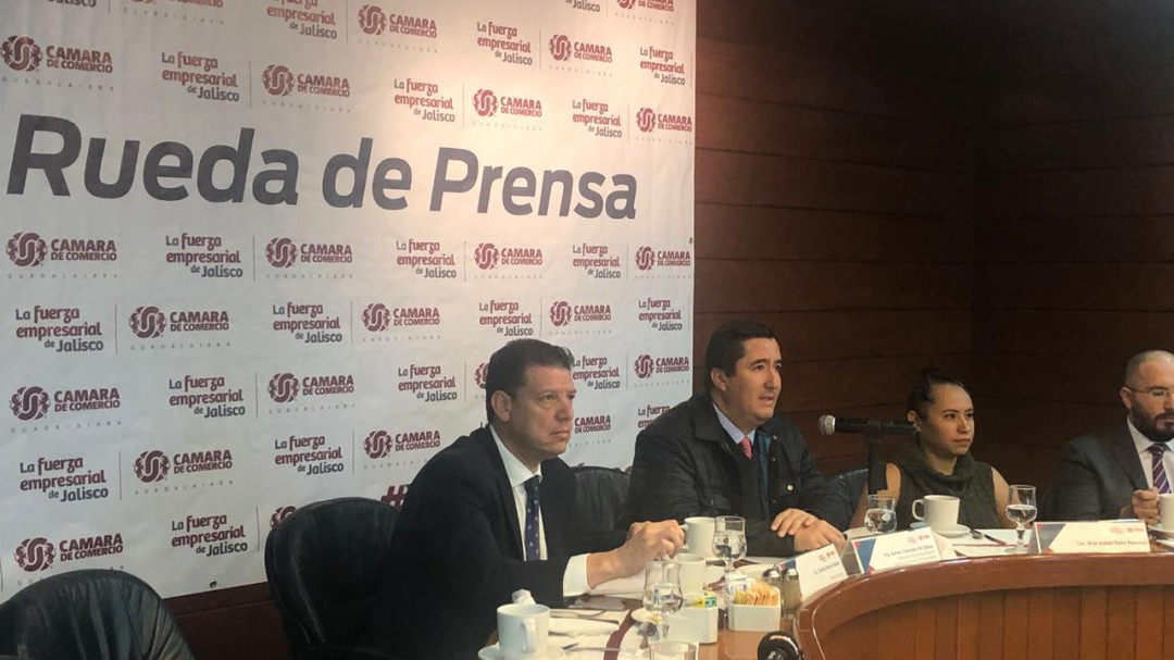 CANACO exhorta al gobierno a resolver los pendientes en seguridad