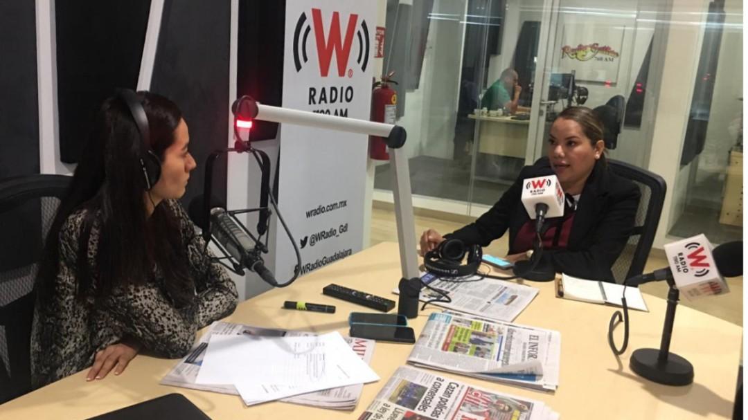 Entrevista con Lucía Almaraz pdta. del CPS del SEA