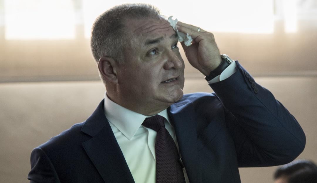 """El testimonio que puso en jaque a García Luna en el juicio de """"El Chapo"""""""