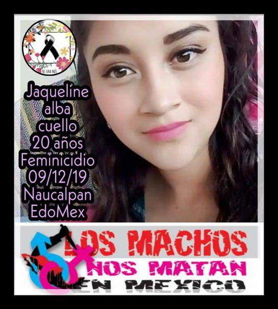 Su caso fue difundido en la página Los Machos no Matan en México