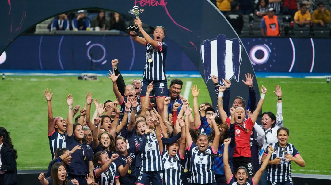 Monterrey dejó sin bonos a jugadoras tras ser campeonas