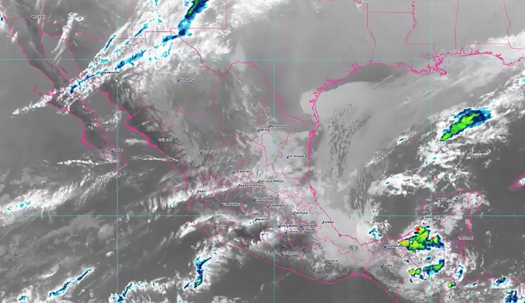 Clima hoy: Frente Frío 22 generará nubosidad y algunas lluvias intensas