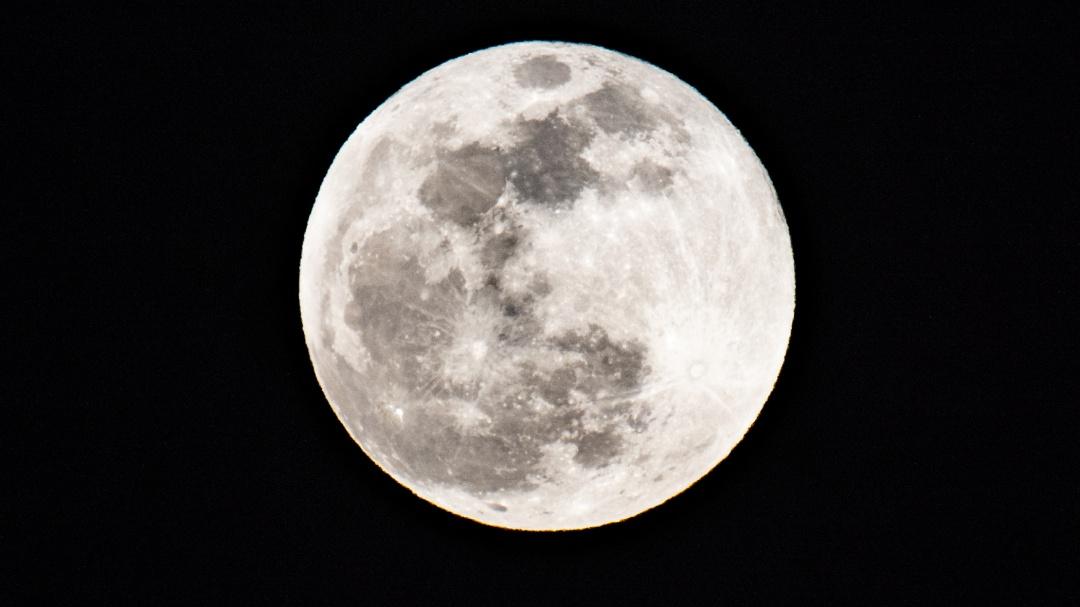 La última Luna fría de la década que estamos a punto de presenciar