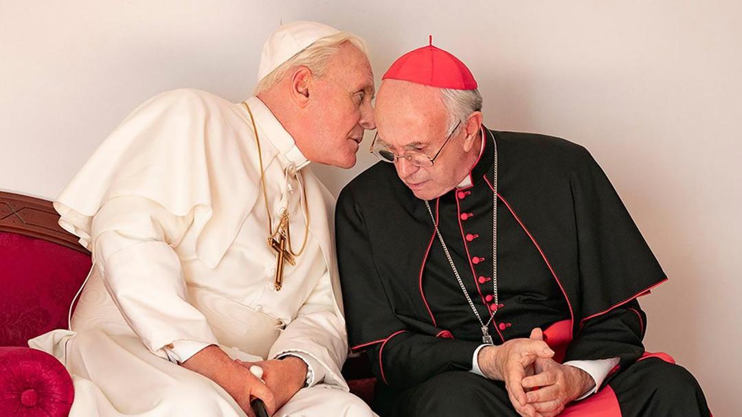 De Película W: Los dos Papas