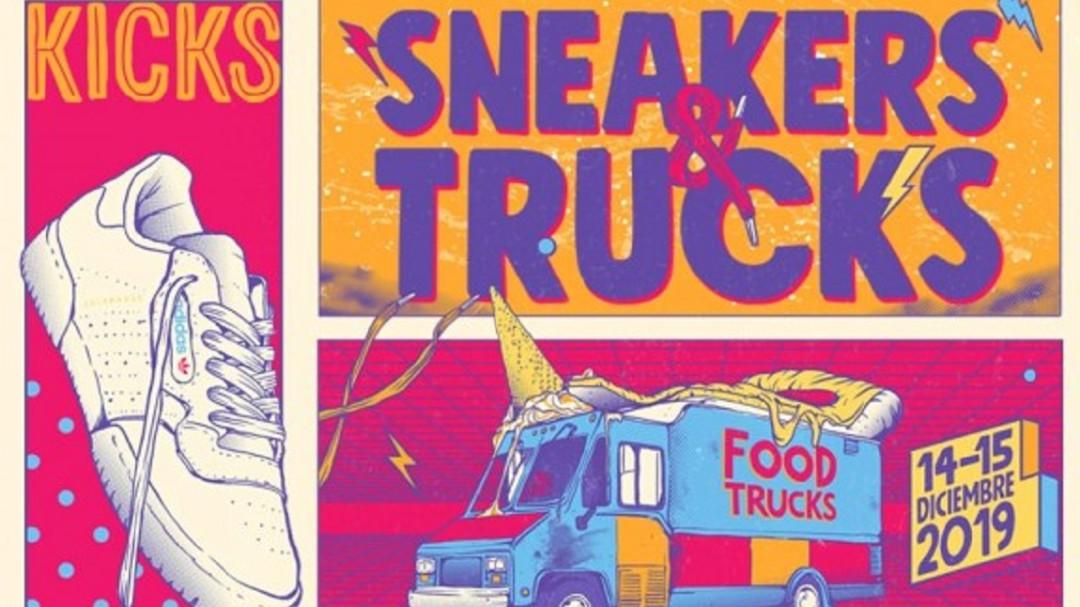 Sneakers & Trucks, a tus pies: Adrián Gutti