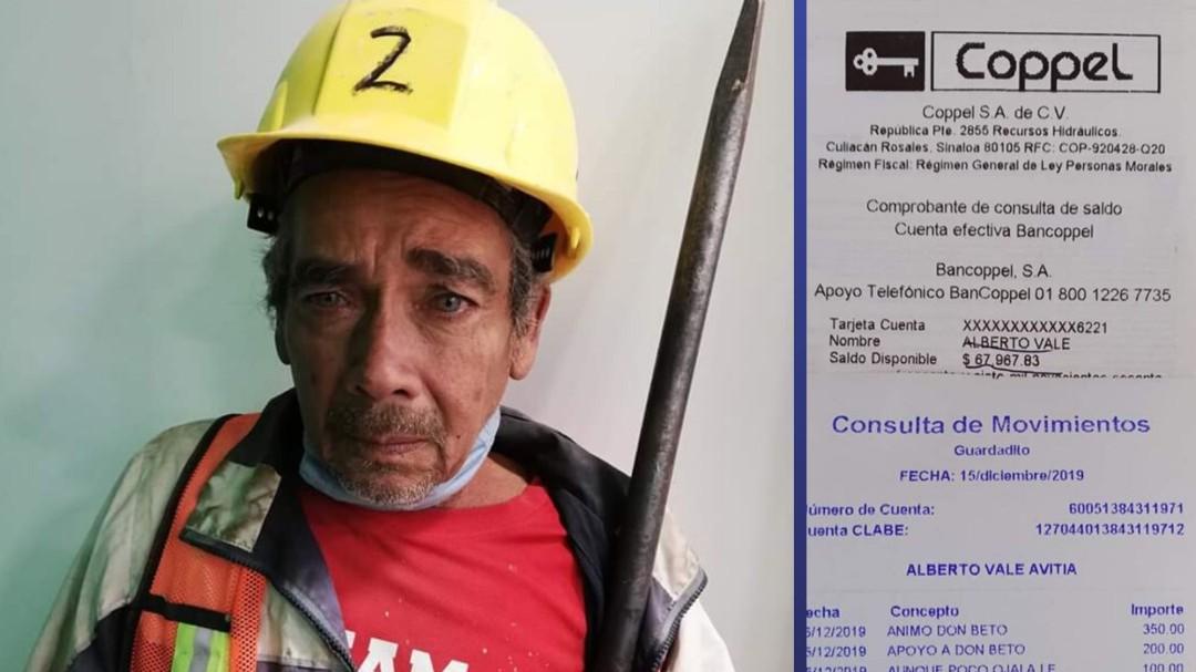 SOPITAS: La historia de Don Beto un hombre de 61 años que fue estafado