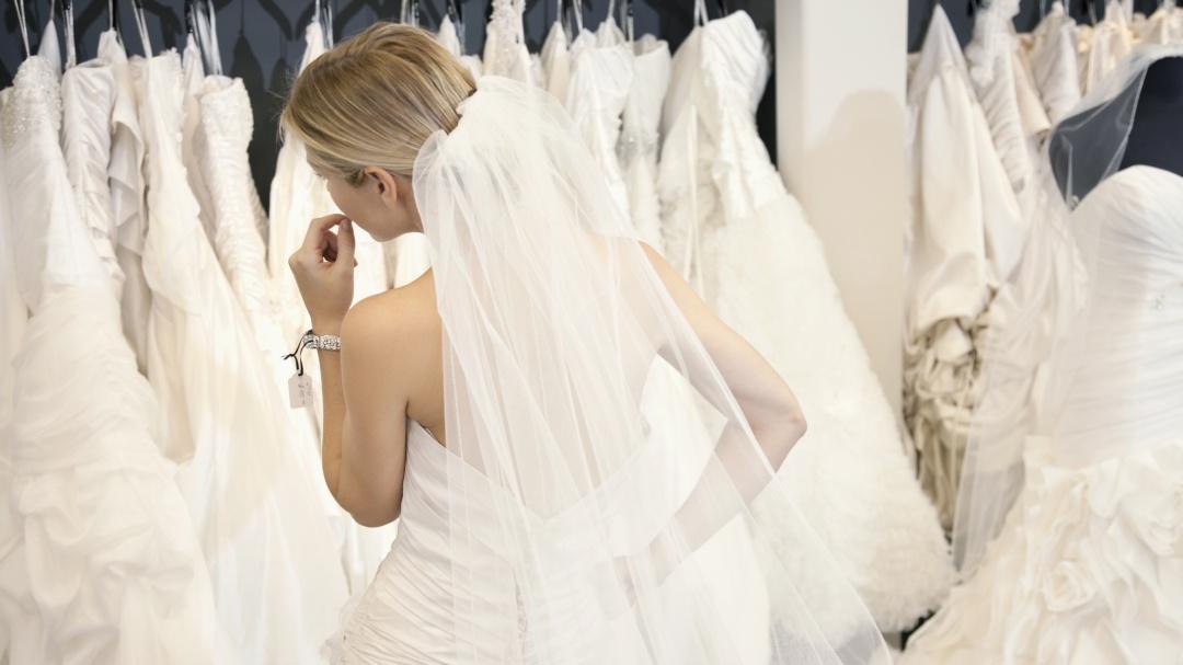5 reglas para elegir tu vestido de novia