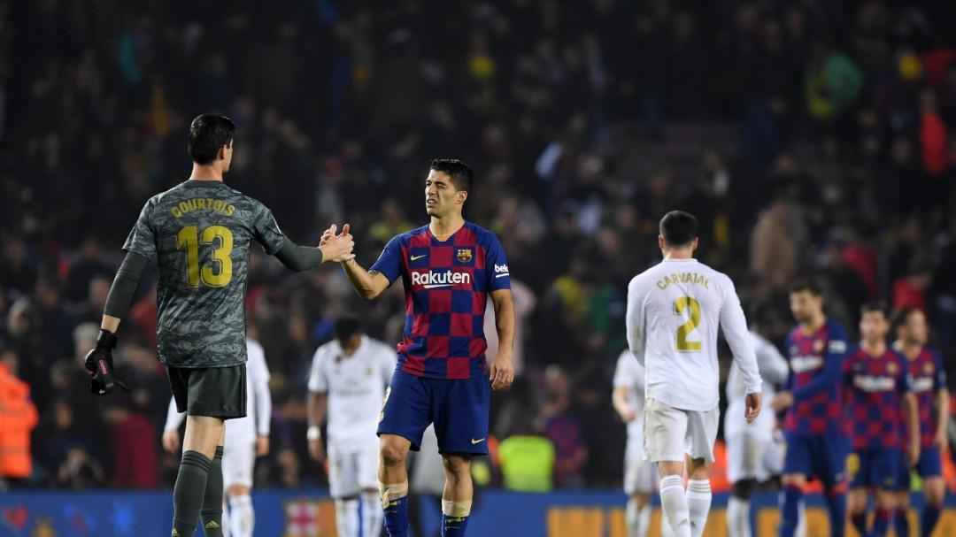 Barcelona y Real Madrid empatan sin goles 17 años después
