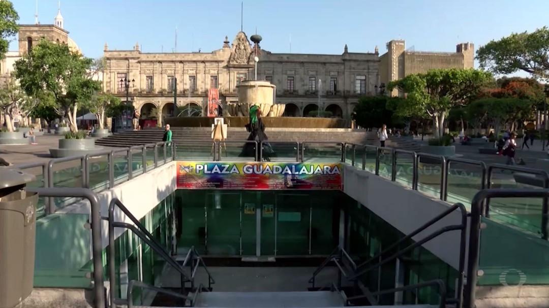 En enero entregarán locales de Plaza Guadalajara