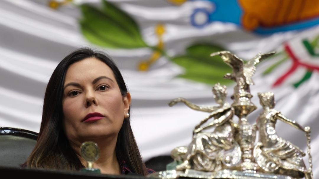 No se debe prejuzgar a García Luna ni a Calderón: diputada Laura Rojas