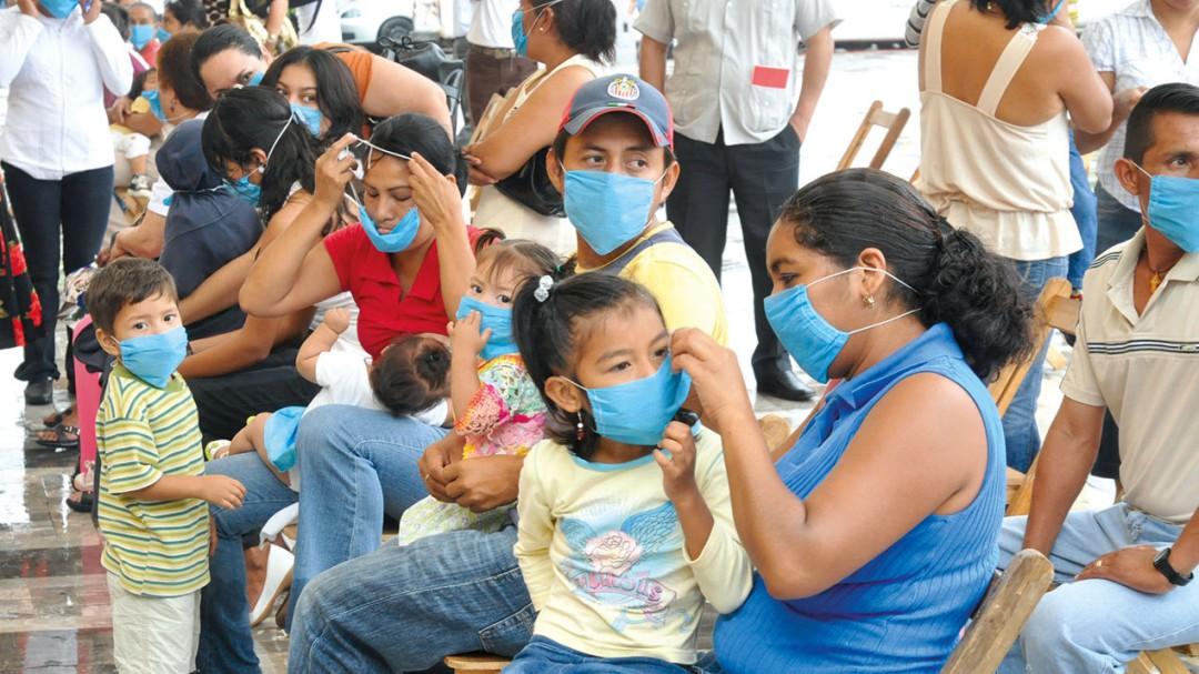 Casos de influenza comienzan a surgir en Jalisco