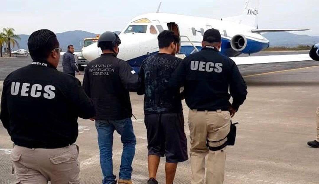 """Capturan al hijo de """"El Carrete"""" en Oaxaca"""