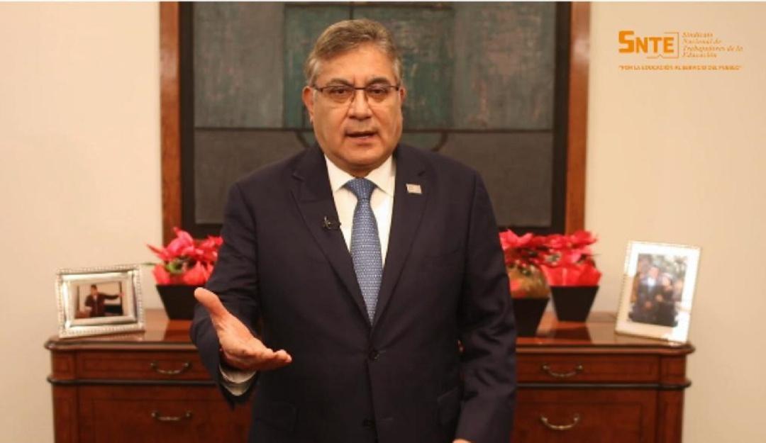 Resalta Cepeda Salas logros del SNTE durante el 2019