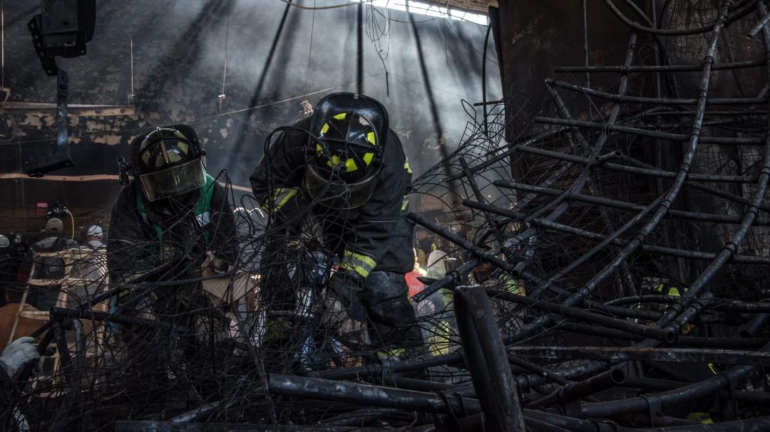 La próxima semana darán a conocer dictamen sobre incendio en La Merced