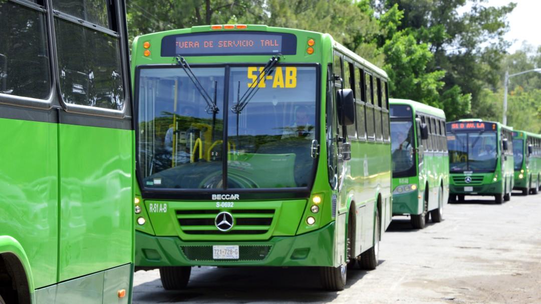50% de accidentes del transporte público son responsabilidad compartida