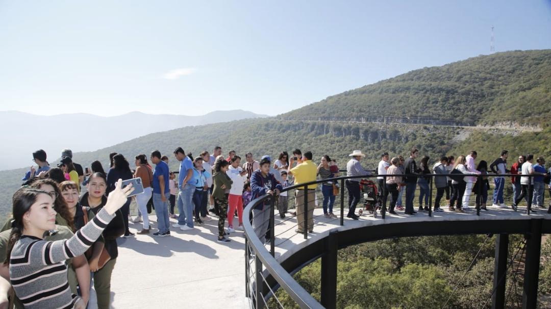 Parque Camino Real a Tula, referencia turística de Tamaulipas