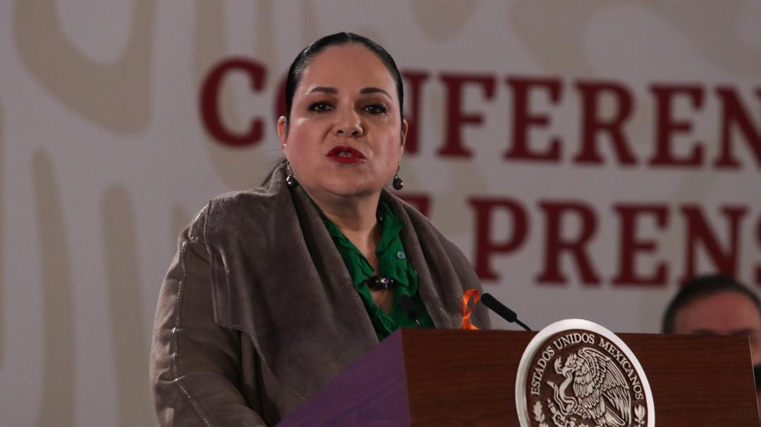 Legisladores lamentan expulsión de María Teresa Mercado