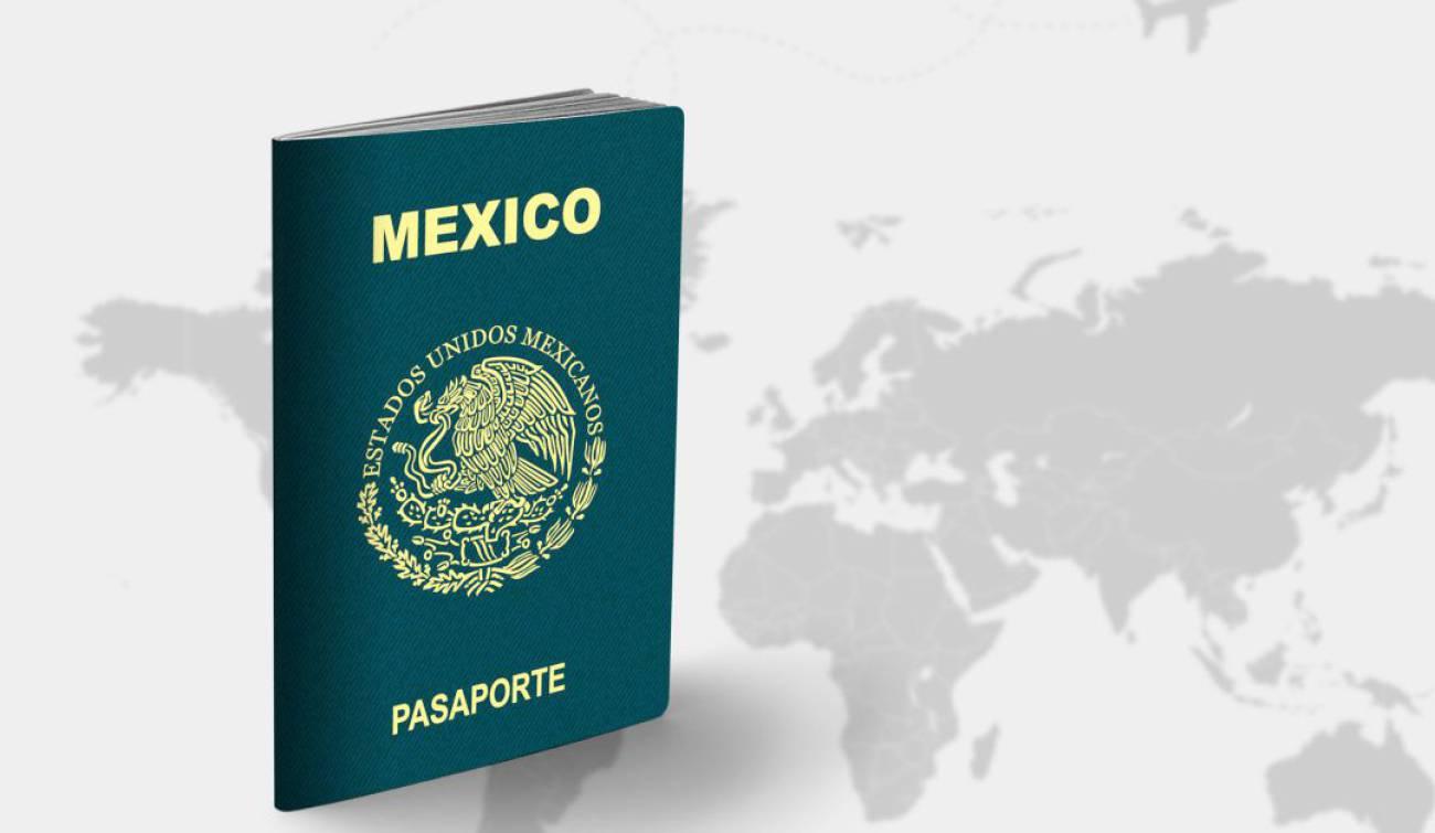 pasaporte mexicano costo 2020