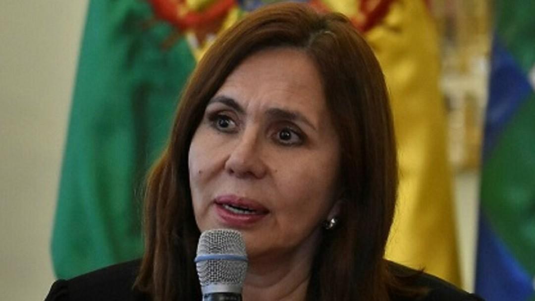 Espero dialogar con el Canciller Ebrard: Ministra de Bolivia