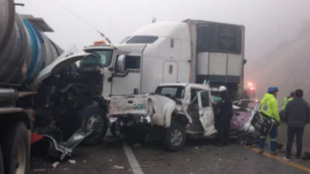 Reabren autopista Monterrey-Saltillo