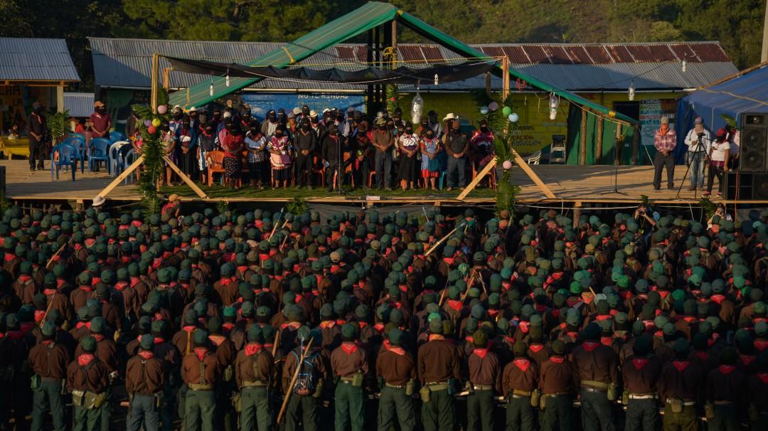 Zapatistas no desaparecieron con 30 millones de votos: Luis Hernández