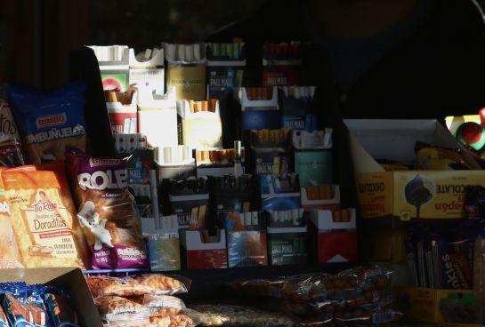 La Secretaría se Hacienda subió el Impuestos Especial Sobre Producción y Servicios de los cigarros, de los 0.35 a 0.49