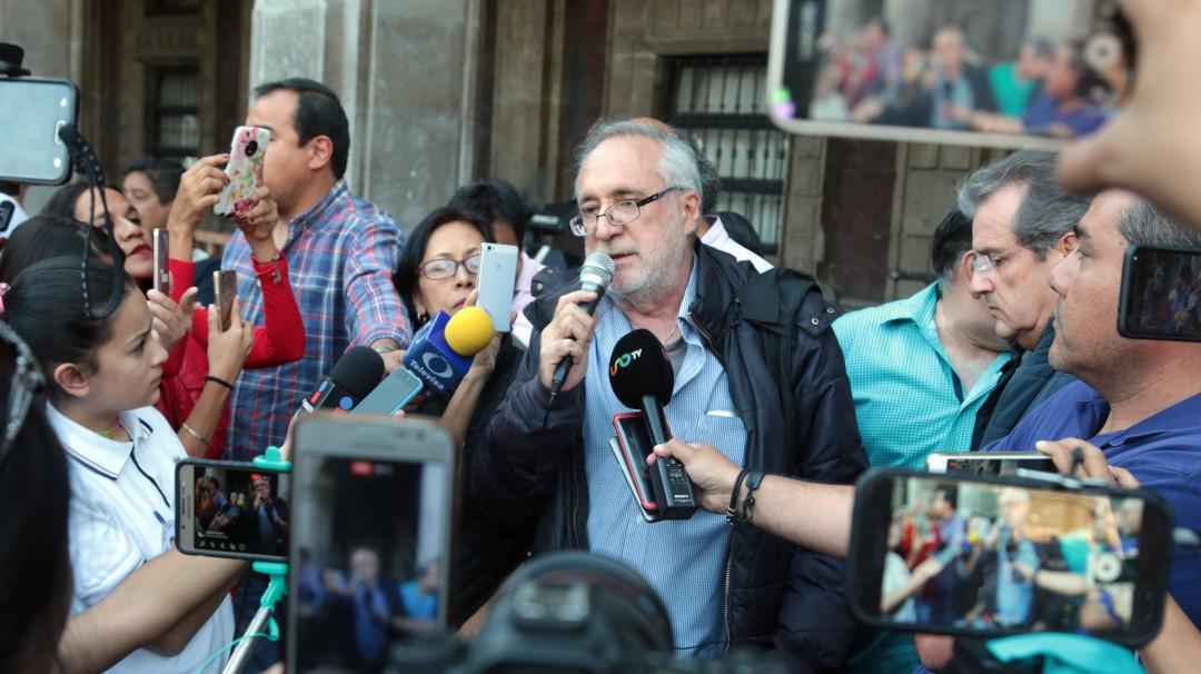 La justicia ha sido selectiva y amañada: Javier Sicilia