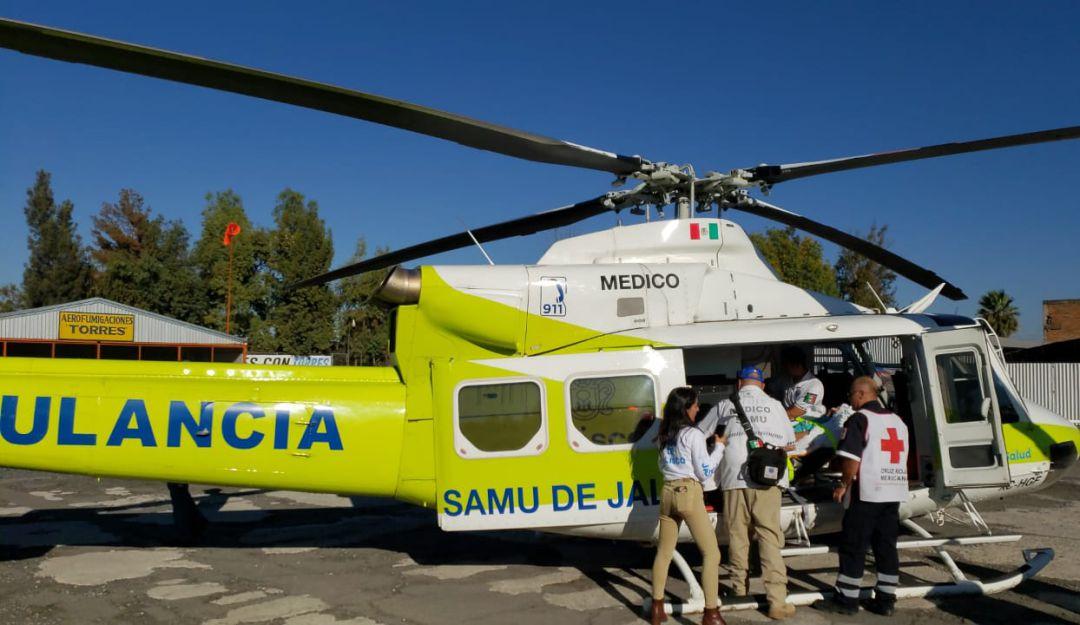 Llevarán Sistema de Atención Médica de Urgencias a todas las regiones