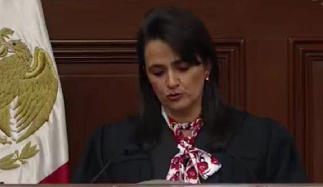 Rinde protesta Ana Margarita Ríos-Farjat como ministra de la SCJN