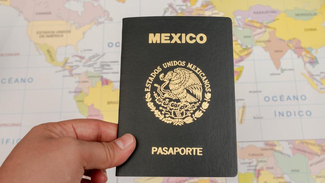Un ciudadano mexicano puede viajar a estos países solo con su pasaporte