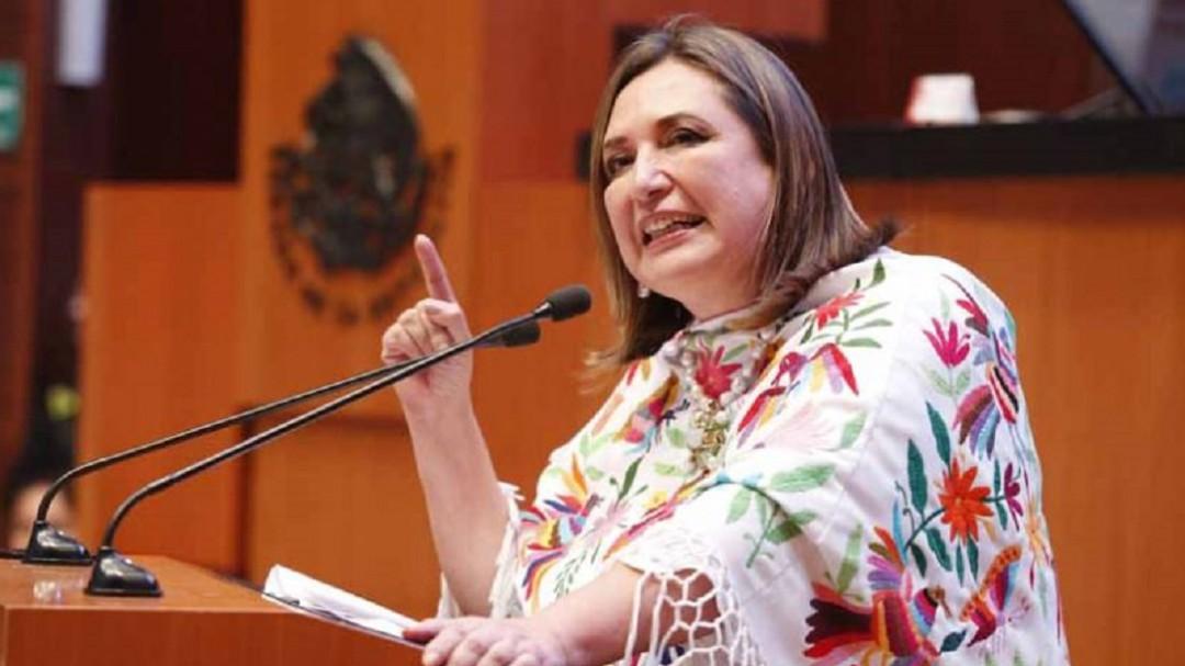 Corrupción de origen en el edificio del Senado: Xóchit Gálvez