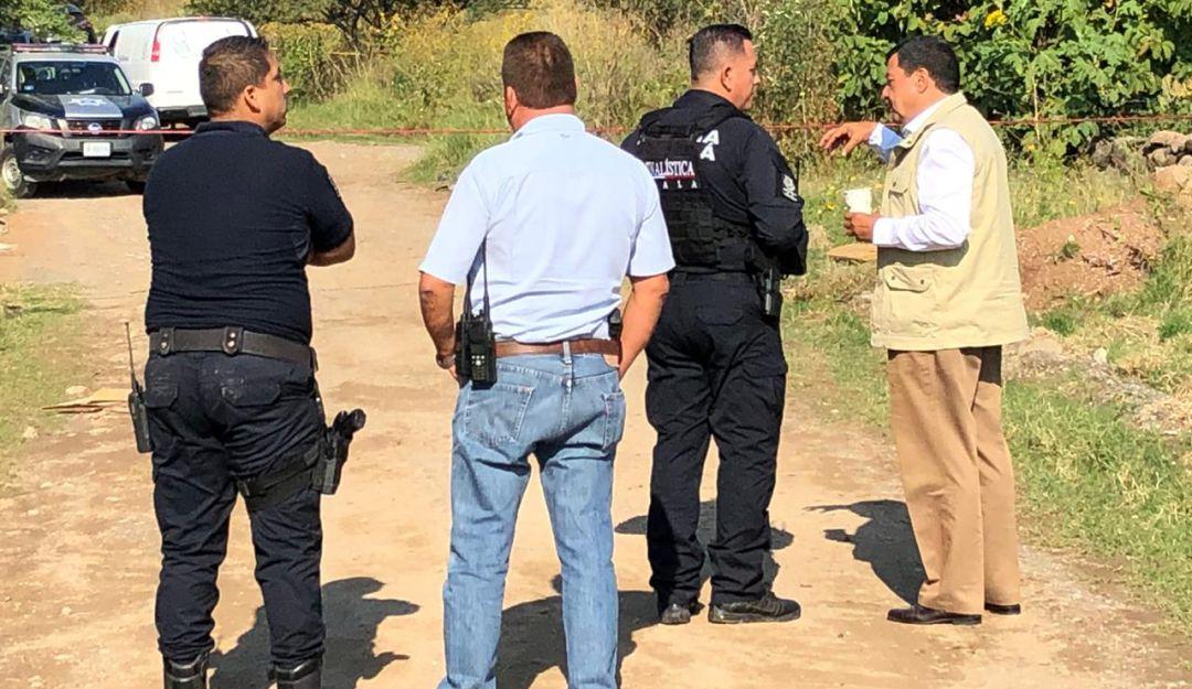 Localizan bolsas con restos humanos en Tonalá