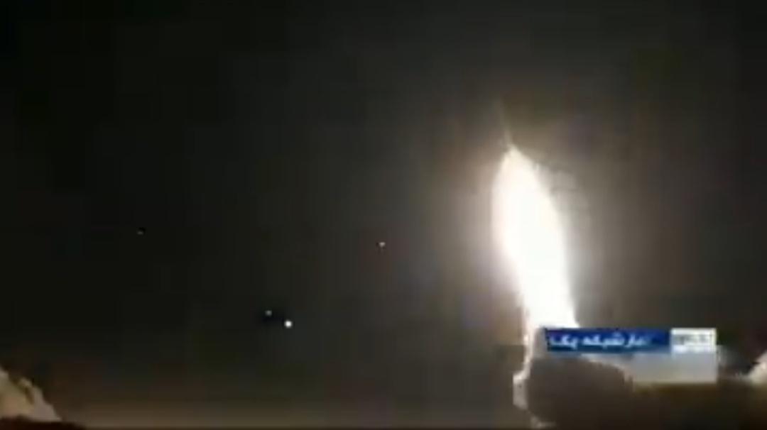 Irán ataca bases de Estados Unidos en Irak