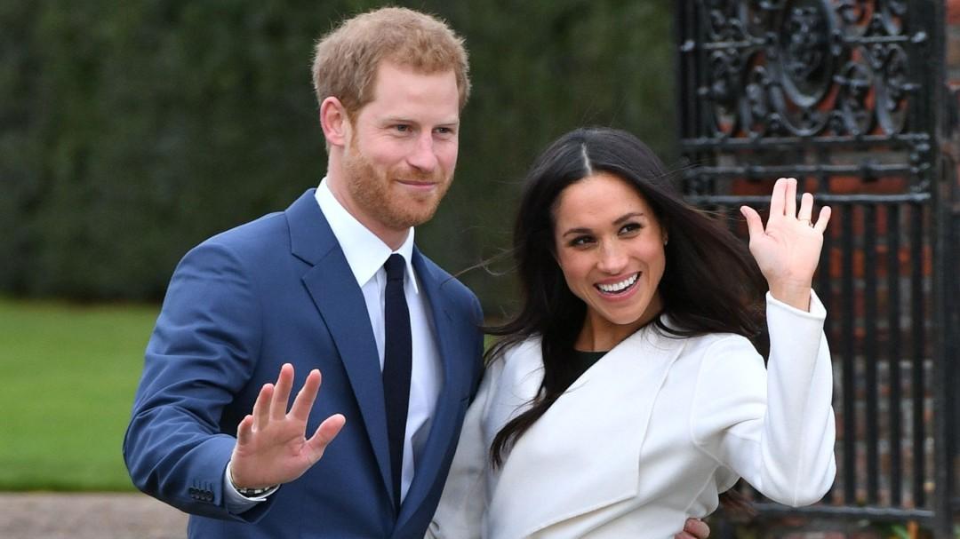 Príncipe Harry y Meghan Markle anuncian separación de la realeza