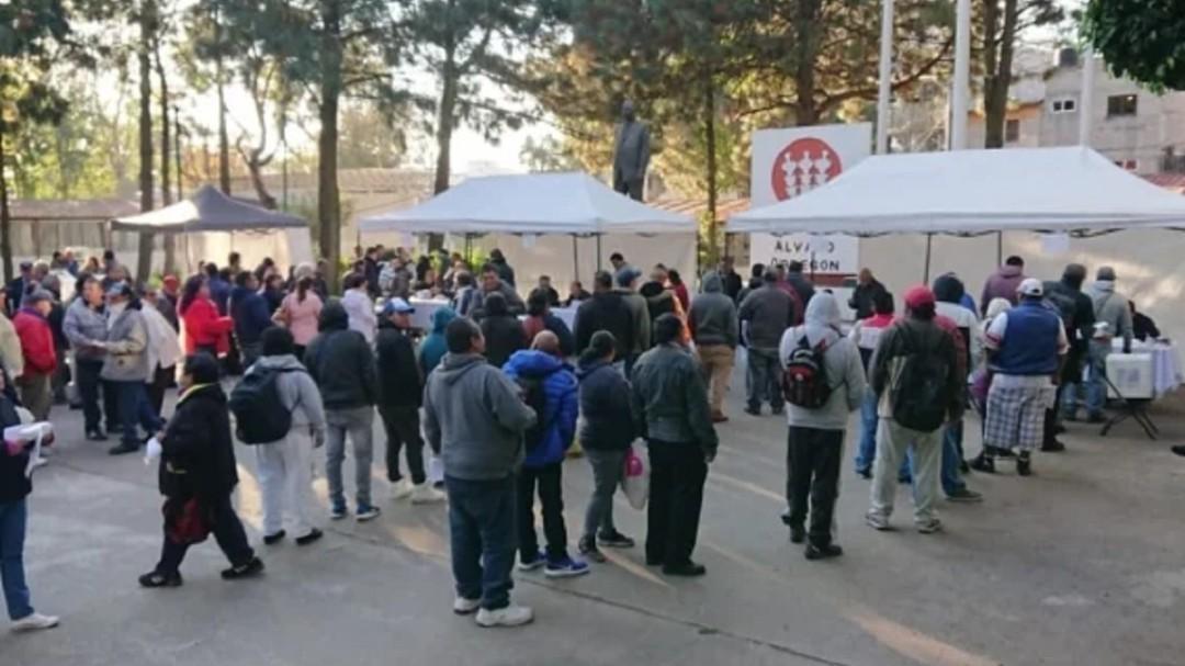 Suspendida elección sindical de trabajadores de CDMX: Plácido Morales