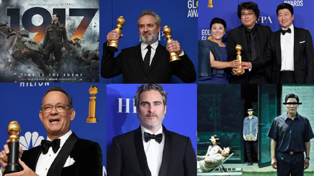 Las series dominaron los Golden Globes: Mario Szekely