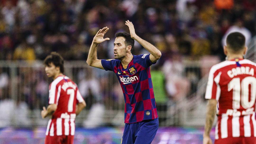 Barcelona suma un fracaso en la Super Copa de España