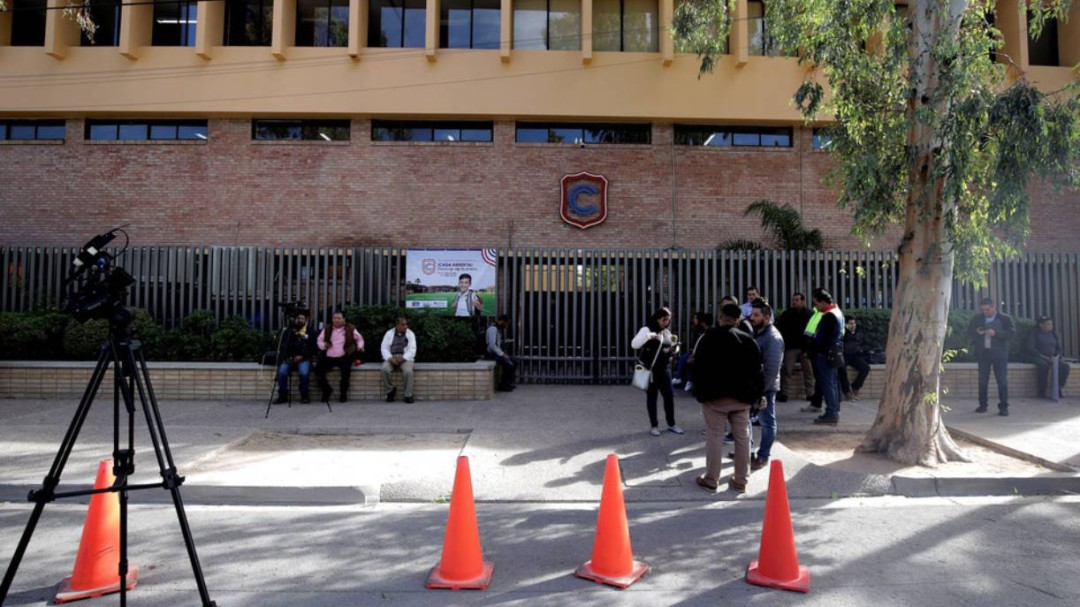 Segob pide a medios no difundir datos de menores tras tiroteo en escuela