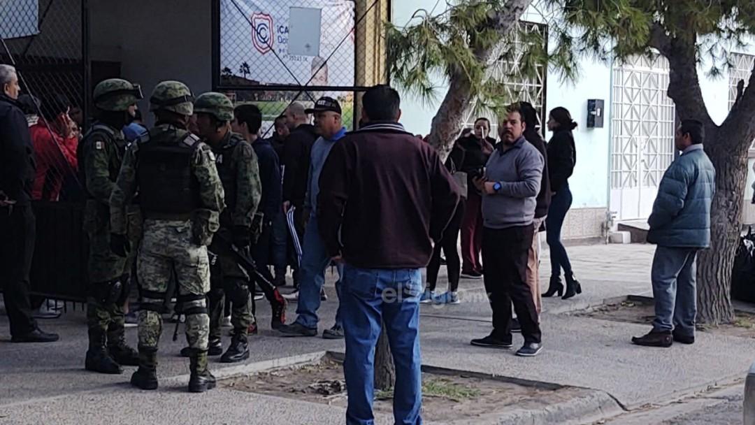 En el Senado lamentan tiroteo en escuela de Torreón