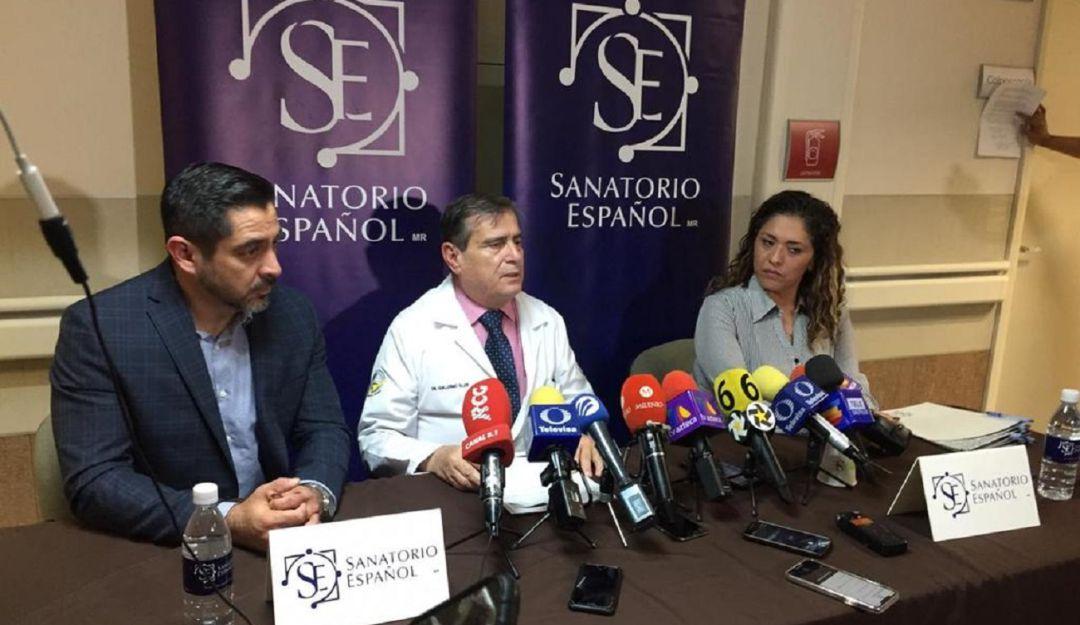 Algunos heridos del Colegio de Torreón podrán dejar el hospital